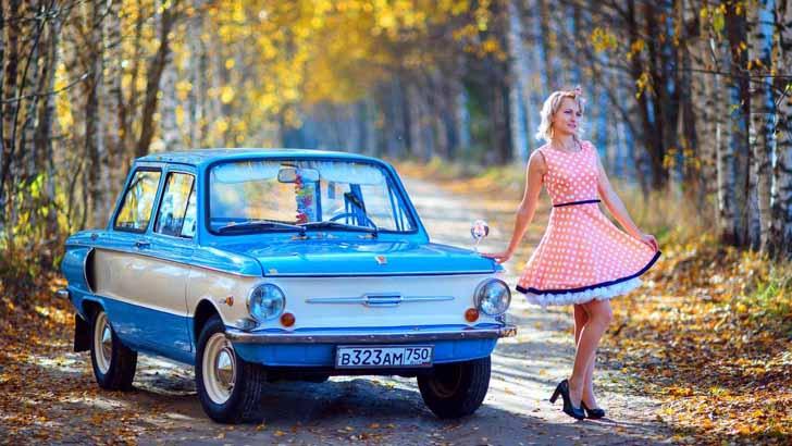ЗАЗ 968А красавчик