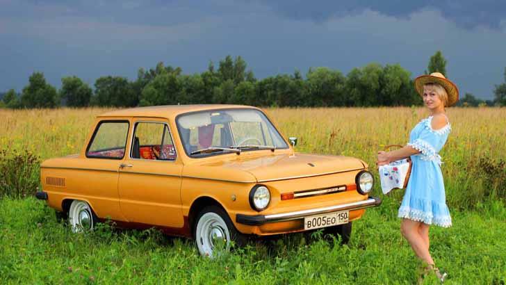 ЗАЗ 968М Жужа