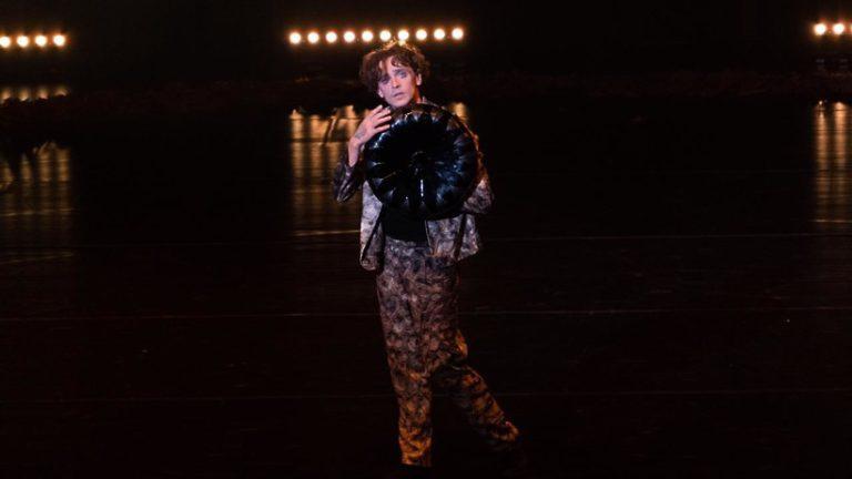 Артист балета Сергей Полунин выступит на Международном фестивале искусств в Клину