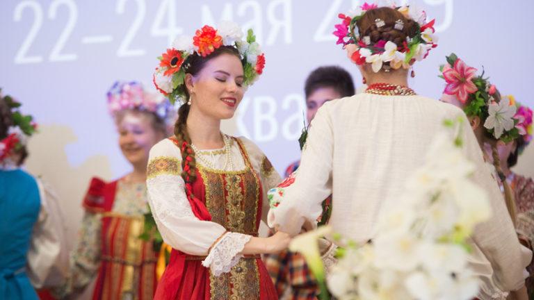 Кирилло‑Мефодиевский фестиваль славянских языков и культур открылся в институте Пушкина