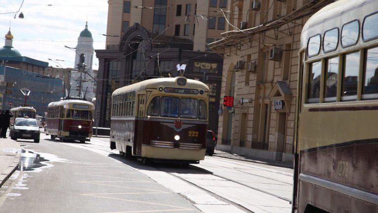 Движение трамваев восстановили на юго‑западе Москвы после повреждения контактной сети