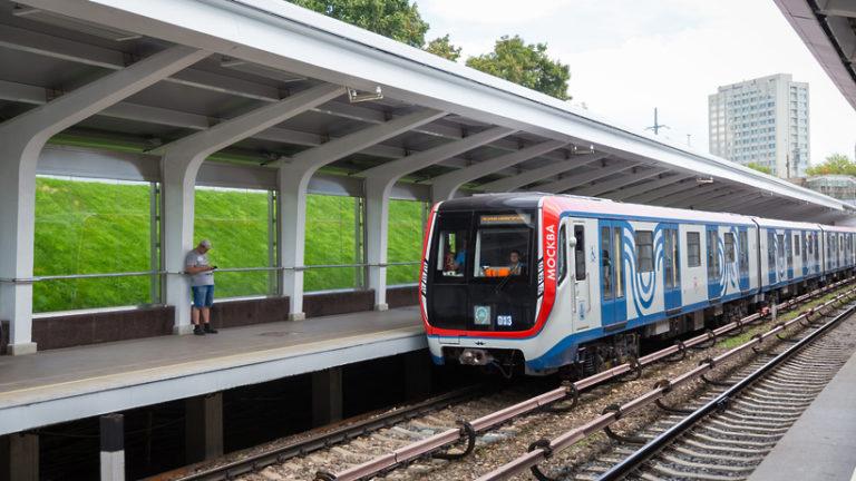 Участок Филевской линии метро между станциями «Киевская» и «Кунцевская» закроют 25–26 мая 2019 года