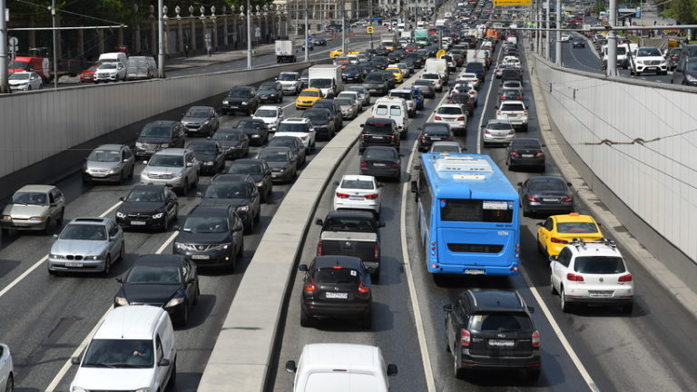 Назван самый популярный автомобиль в Москве