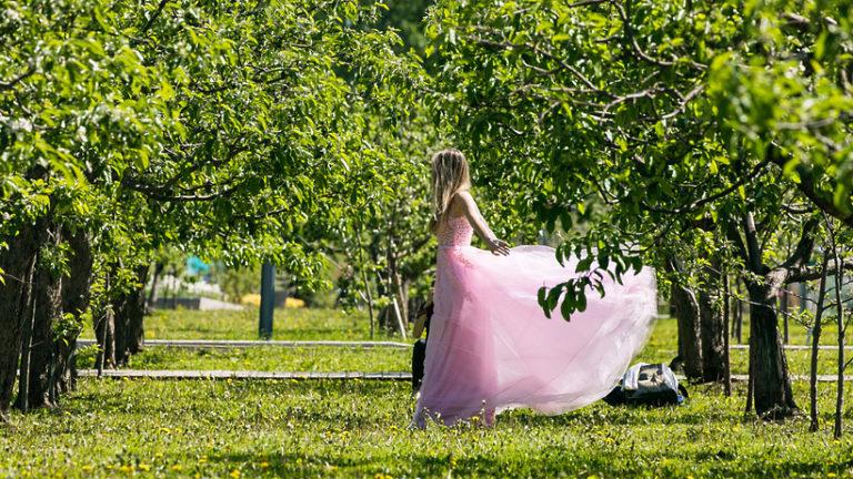 Первую высадку фамильных деревьев провели в Саду молодоженов на ВДНХ