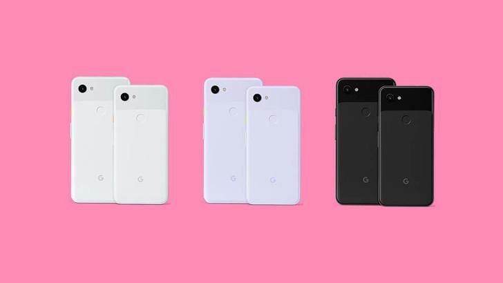 Google Pixel 3a и Pixel 3a XL: характеристики, цены и внешний вид смартфонов