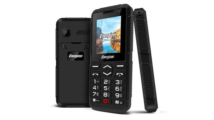Energizer выпустила защищенный телефон Hardcase H10 в металлической упаковке