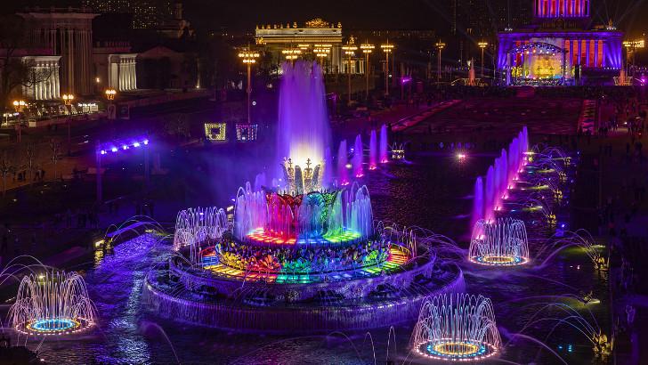 На Главной выставке страны стартовал юбилейный летний сезон