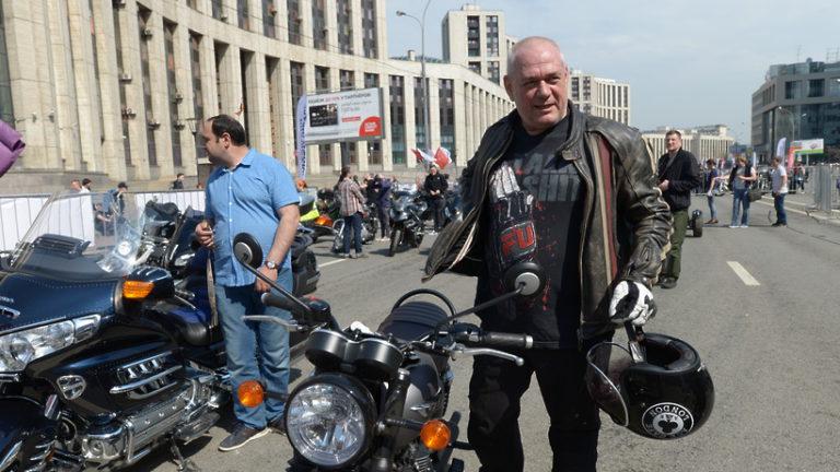 Мотопробег в память о Сергее Доренко пройдет в Москве 12 мая 2019 года