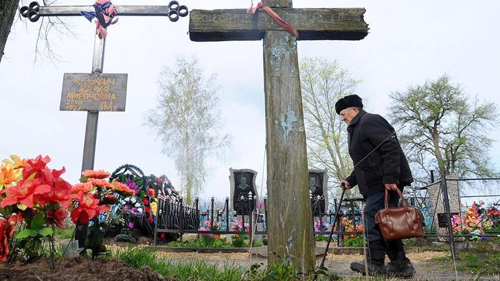 Православные христиане отмечают Радоницу