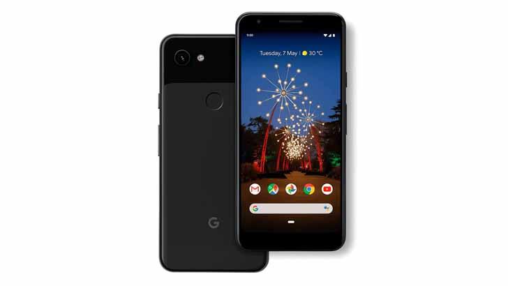 Google представила доступные смартфоны Pixel 3a и Pixel 3a XL