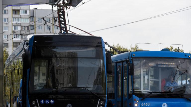 Один из филиалов «Мосгортранса» летом полностью перейдет на электробусы