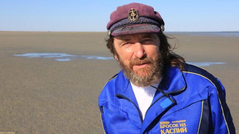 Федор Конюхов впервые в истории пересек южную часть Тихого океана на веслах