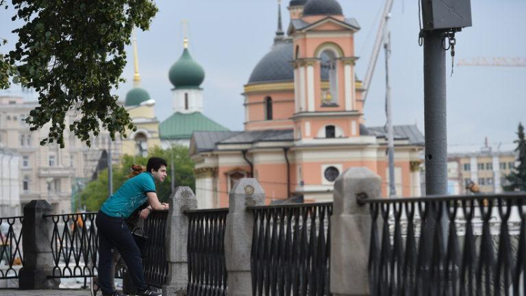До плюс 22 градусов потеплеет в Московском регионе к концу недели (4 и 5 мая 2019 года)