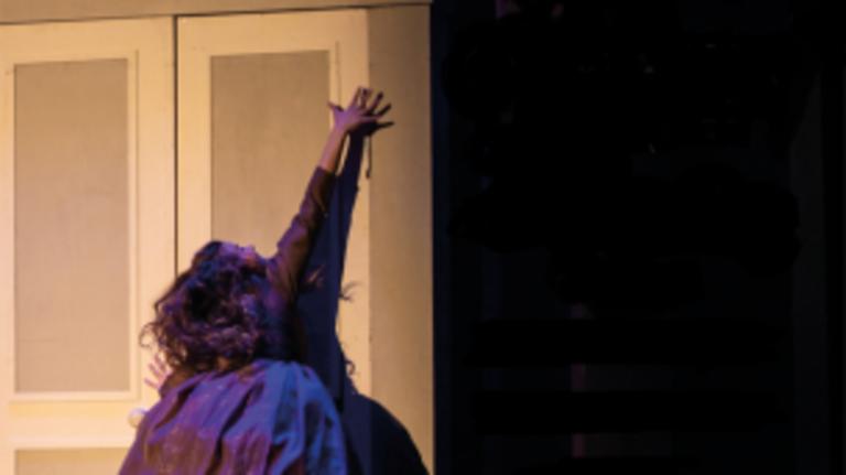 Свою версию сказки «Алиса в стране чудес» представили в Московском губернском театре