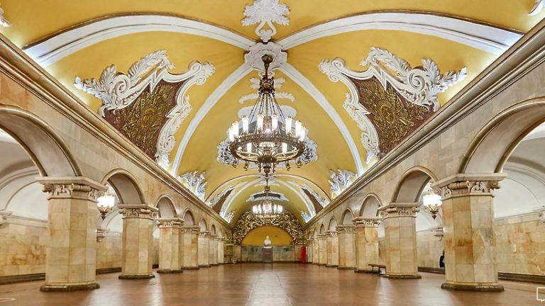 Московский метрополитен в среду (15 мая 2019 года) отметит свой день рождения