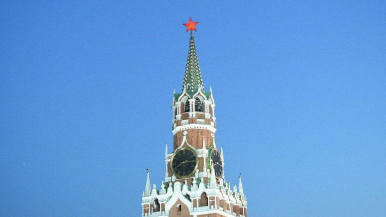 Режим работы Московского Кремля для туристов изменился со среды (15 мая 2019 года)