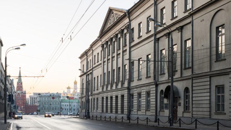 Выставка по новейшей российской архитектуре откроется в музее имени Щусева