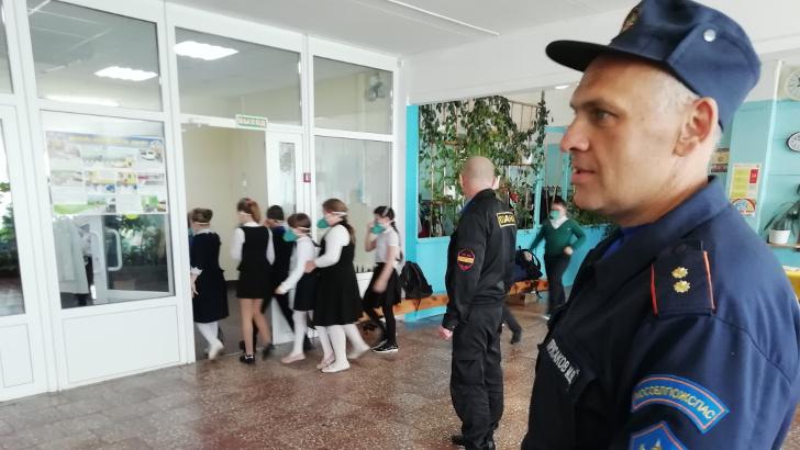 Подразделения Клинского территориального управления ГКУ МО «Мособлпожспас» приняли участие в общеобластной тренировке