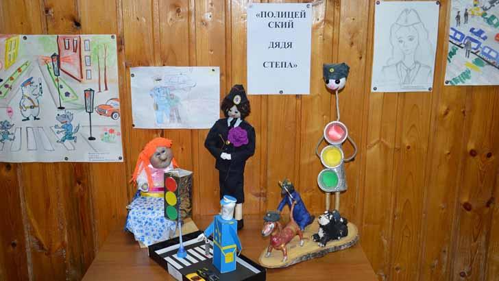 В ОМВД России по г.о. Клин состоялась подвели итоги конкурса «Полицейский дядя Степа»