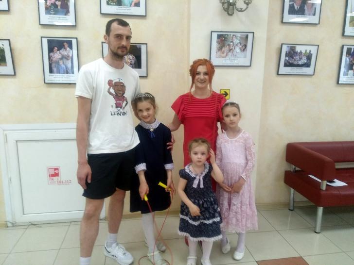 Для победы в конкурсе была не легкой, но принесла много радости всей семье.