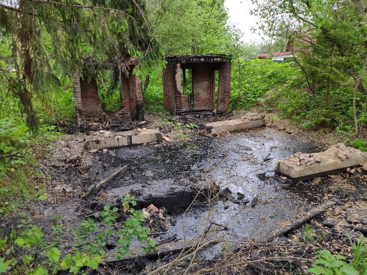 Уголовное дело возбуждено по факту загрязнения земли в посёлке Нудоле г.о. Клин Московской области