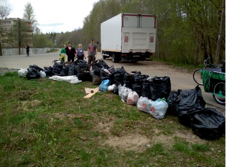 Штраф за выброс мусора из машины возрастёт