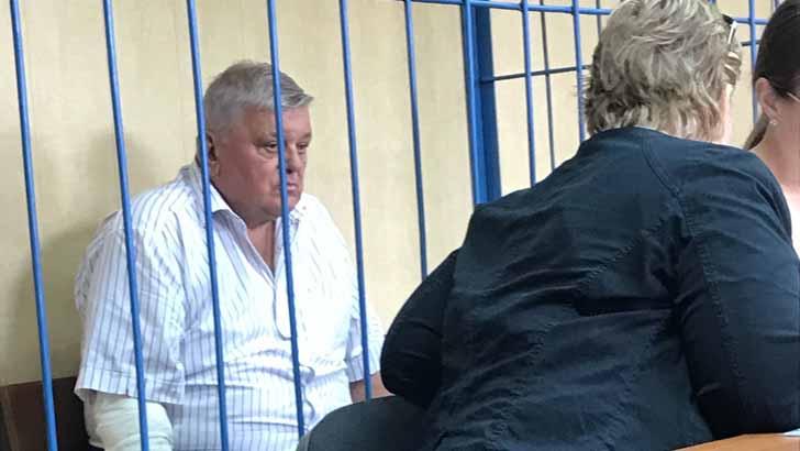 Александра Постриганя подозревают в организации преступного сообщества