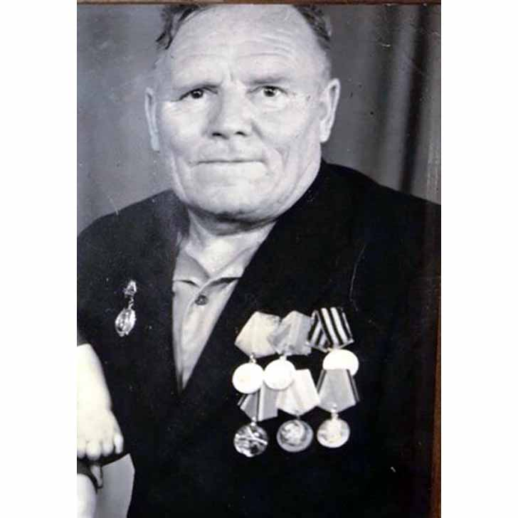Просолов Михаил Михайлович