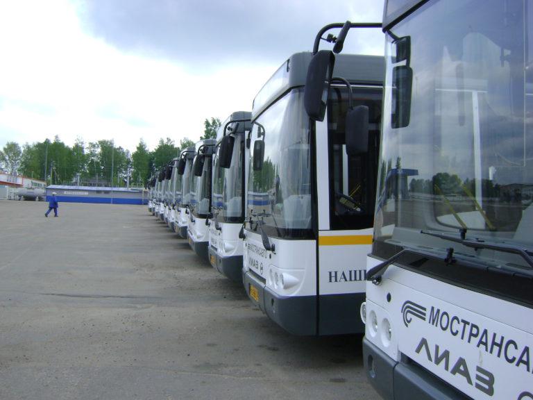 Автобусы оснастят кондиционерами