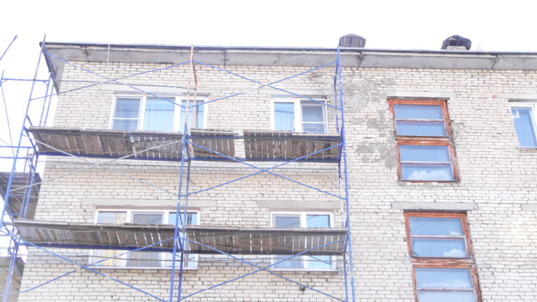 В г.о. Клин капитально отремонтируют 40 многоквартирных домов