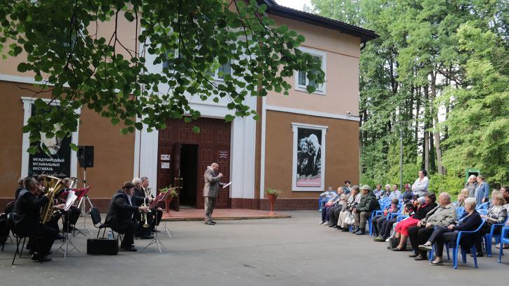«Синеокая Русь» в Майданово