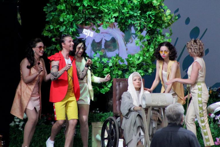В Клину состоялась премьера «Иоланты»