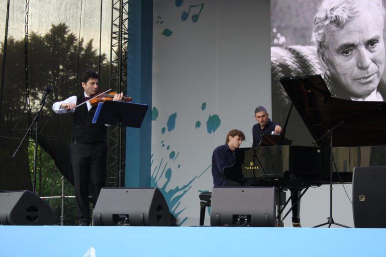 В Клину открылся Пятый международный фестиваль искусств П.И. Чайковского