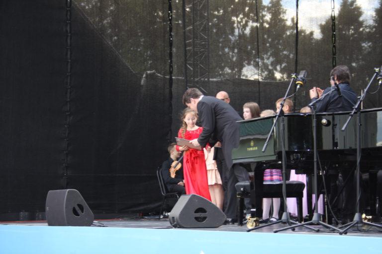 Четвертый день фестиваля Чайковского посвятили детям
