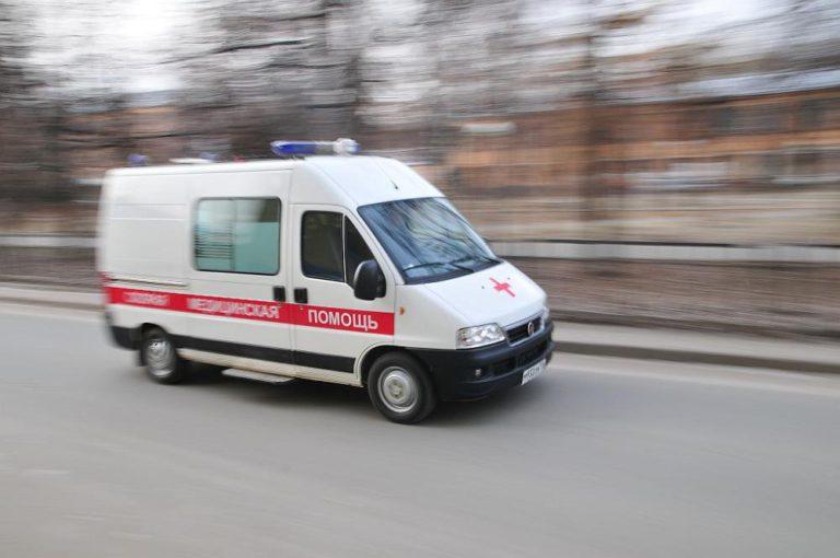 Скорая Подмосковья получила новые автомобили