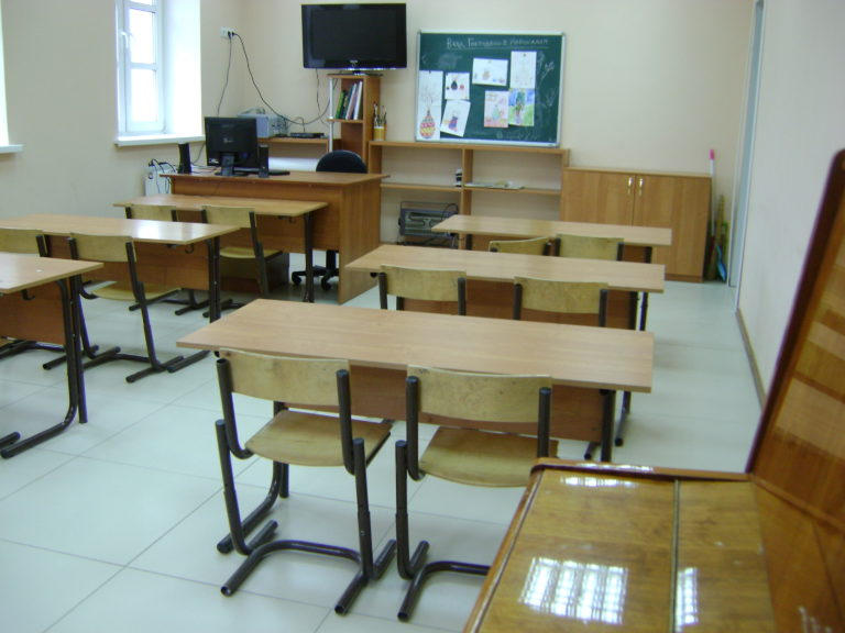 В Клину построят школу на 1100 мест