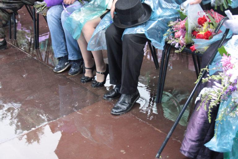 В Московский регион придут дожди и прохлада