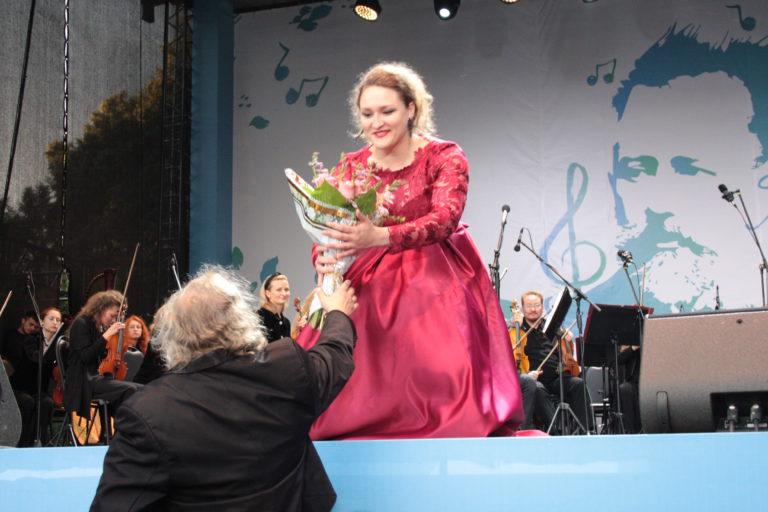 В Клину закрылся Пятый международный фестиваль искусств П.И. Чайковского