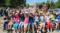Более 100 детей из Иркутской области отдохнут в Подмосковье