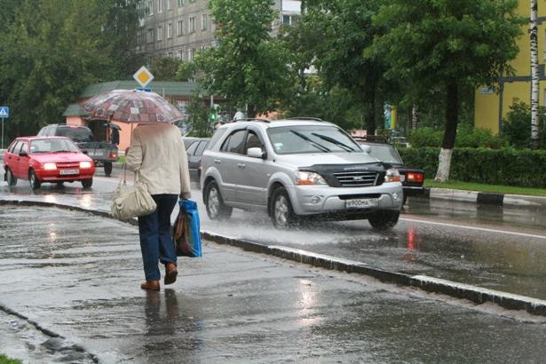 Дожди идут на рекорд