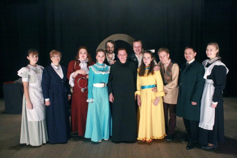 Клинский народный театр получил Гран-при на Международном фестивале