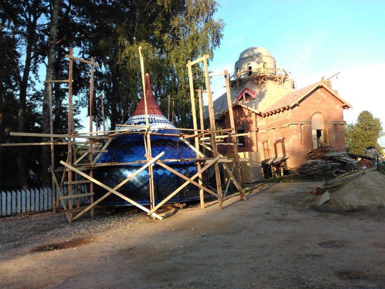 На клинской земле построят новые храмы