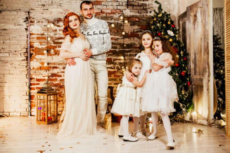 Многодетная семья из Клина победила во Всероссийском конкурсе «Семья года»