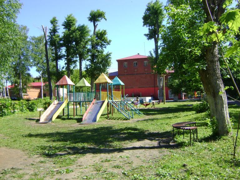 Парк Высоковска благоустроят