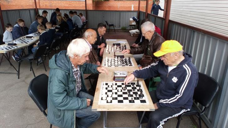 Шахматы. Победил Калимулин