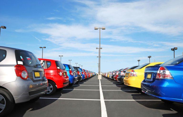 Новые парковки во дворах Солнечногорска