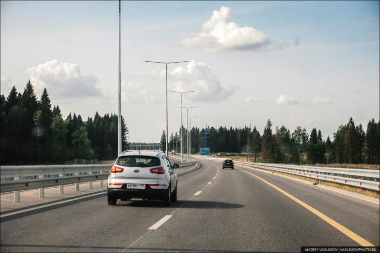На участках трассы М11 планируется поднять скоростную планку