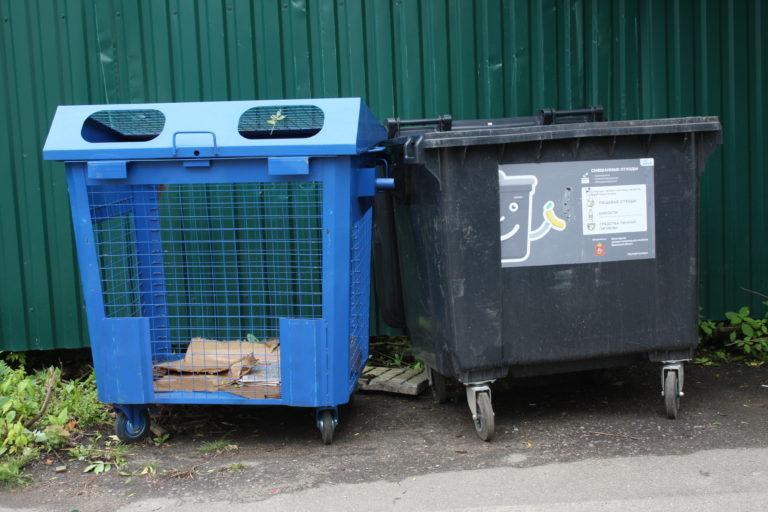 Правительство Подмосковья рассчитывает на 20 % переработку мусора