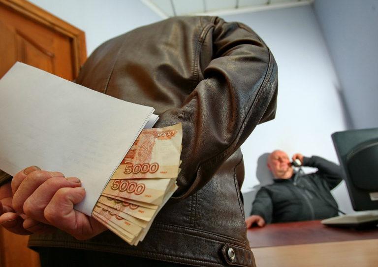 Клинский чиновник осуждён за взятку
