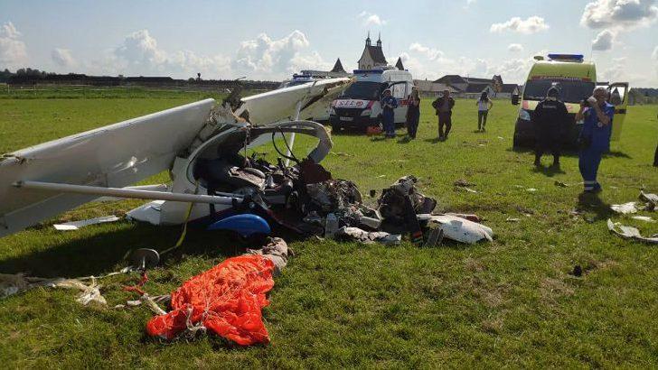 Пилот самолёта разбившегося под Клином был неопытен